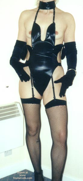 Pic #7 - Wife in PVC