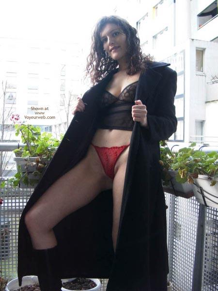 Pic #8 - Balcony Scene With Pauline
