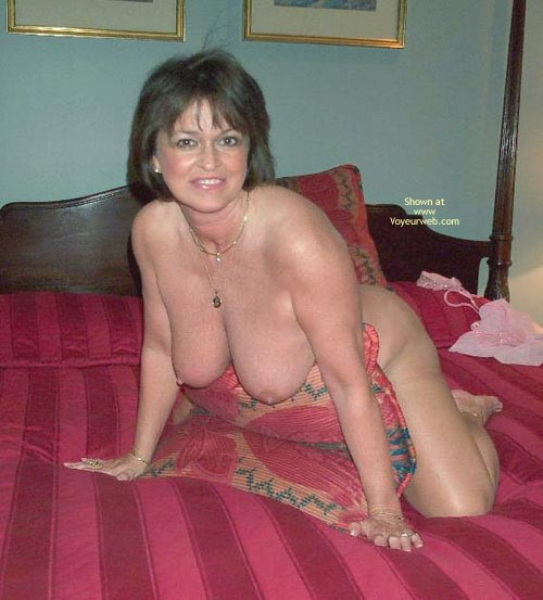 Pic #8 - Sexy Claire On The Bed!