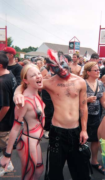 Pic #6 - Ozzfest 2003 Charlotte N.C.