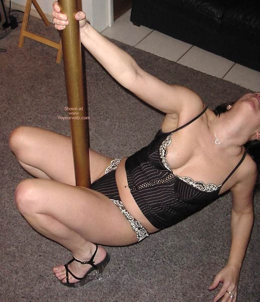 Pic #8 - Fun With The Pole