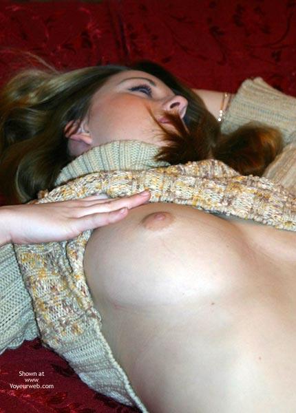 Pic #4 - Meg Big Natural Tit Return