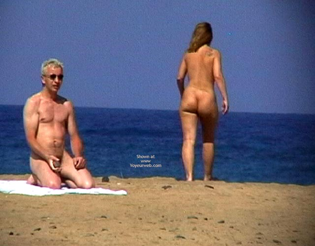 Pic #3 - Superzooms Nude Couple