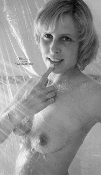 Pic #1 - Shy in The Shower