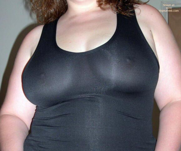 Pic #6 - *MN Wifes Hard Nipples