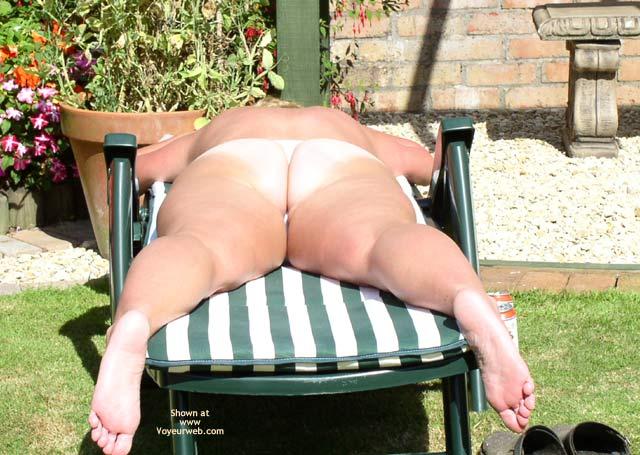 Pic #3 - *RO Wife in Garden