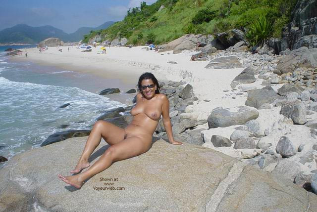 Pic #4 - Joy From Brazil At Rio De Janeiro