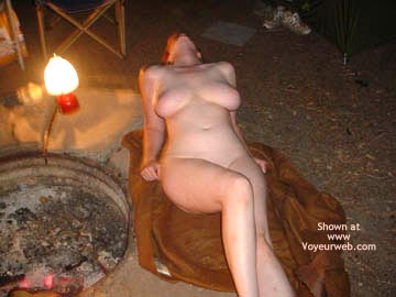 Pic #6 - First Time For The Camping Girl