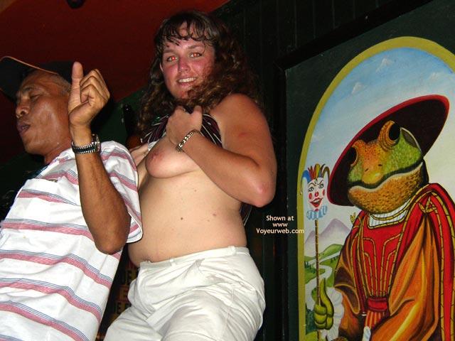 Pic #5 - Girl at Senior Frog's in Mazatlan