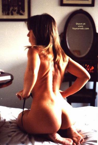 Pic #10 - A Strip Tease Lesson