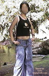 Pic #1 - Minha Ex na Cachoeira I