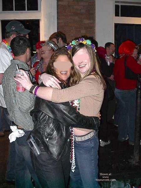 Pic #7 - Carol At Mardi Gras 2003