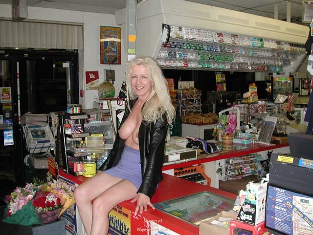 Pic #2 - Summer - Store Flashing