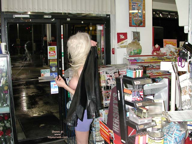 Pic #3 - Summer - Store Flashing