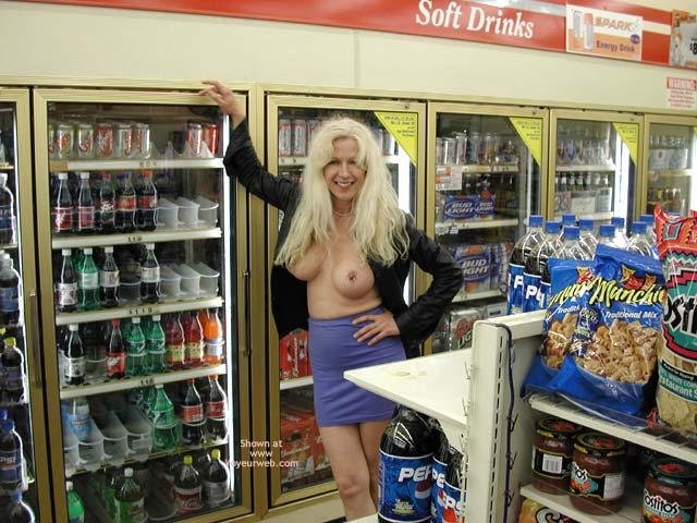 Pic #6 - Summer - Store Flashing