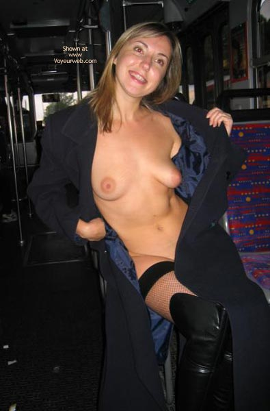 Pic #8 - On The Bus