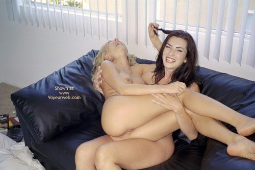Pic #2 - *Gg Chantell And Janine Playing Around 2