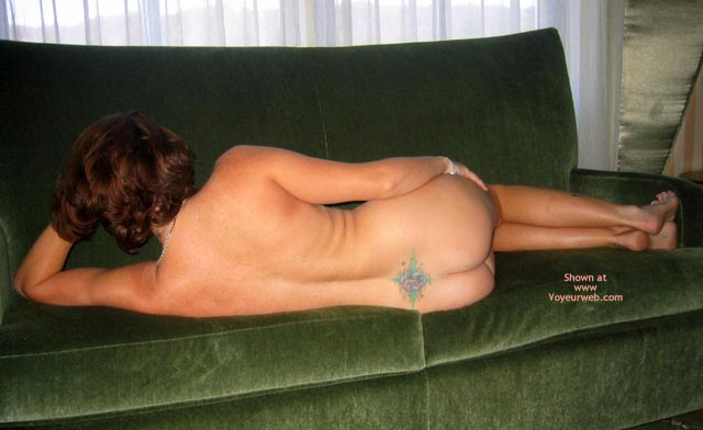 Pic #1 - Green Couch
