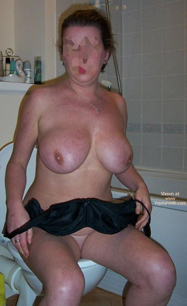 Pic #8 - 34FF Tits From Scotland