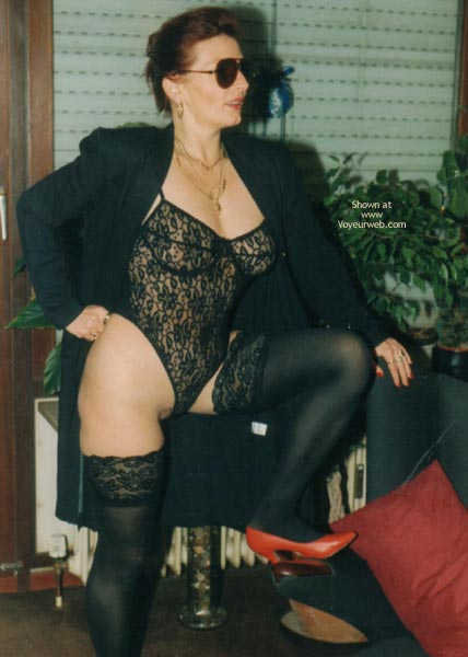 Pic #1 - Lady Again With Lingerie