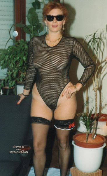 Pic #2 - Lady Again With Lingerie