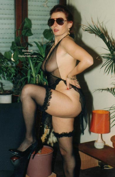 Pic #4 - Lady Again With Lingerie
