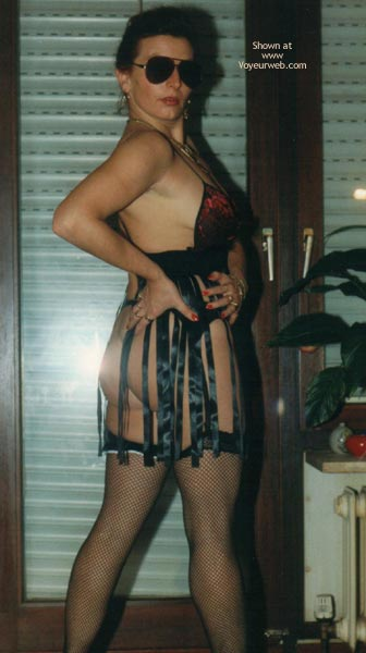 Pic #5 - Lady Again With Lingerie
