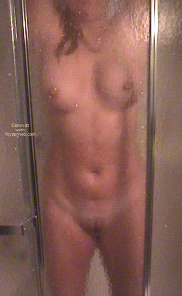 Pic #3 - *SH 1st Time Shower Time