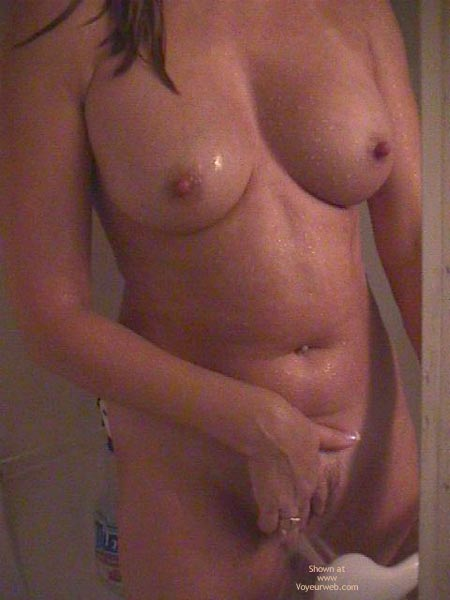 Pic #4 - *SH 1st Time Shower Time
