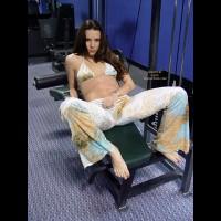 Catalina'S Marble Pants