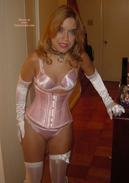 Pic #1 - *TC Julie - Pink Corset