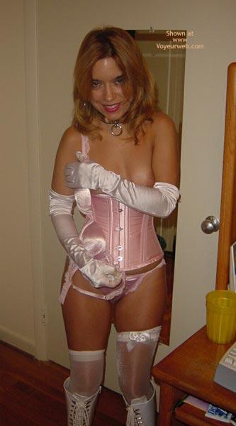 Pic #5 - *TC Julie - Pink Corset