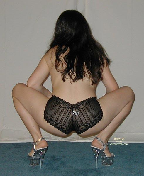 Pic #7 - Petite Dancer In Black Lace
