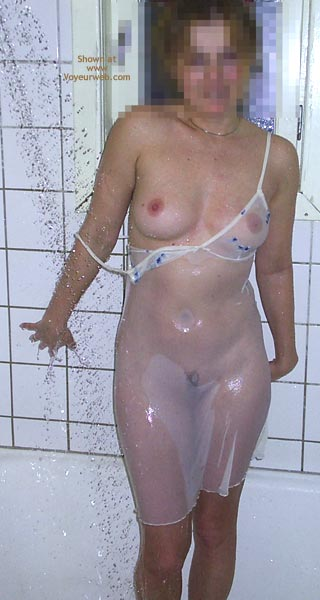 Pic #10 - Andrea, Shower After Sex