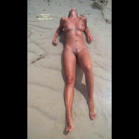 Naked On The Beach - No Tan Lines
