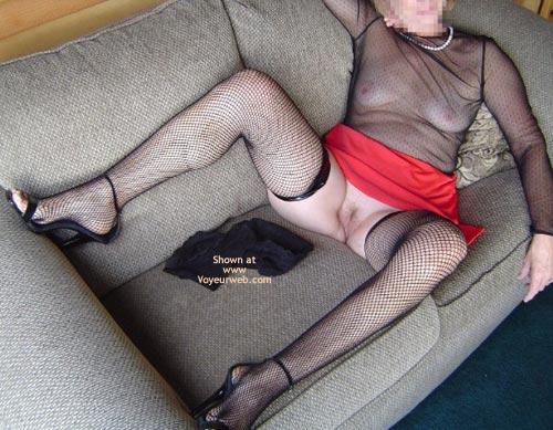 Pic #2 - Connie - See Thru
