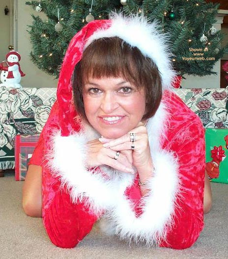 Pic #1 - Claire is Santa This Christmas
