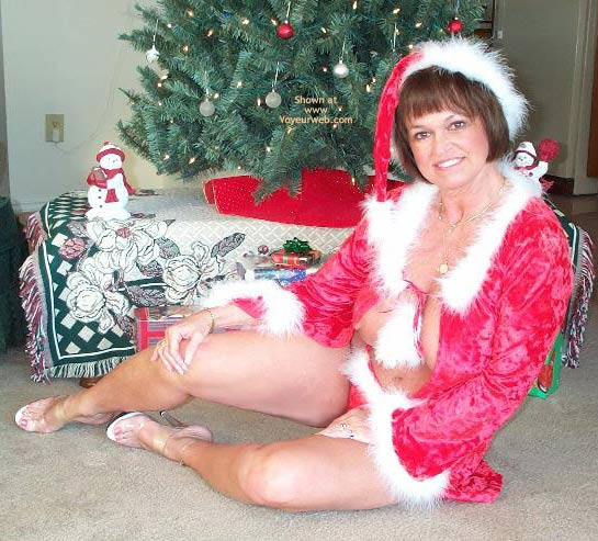 Pic #2 - Claire is Santa This Christmas