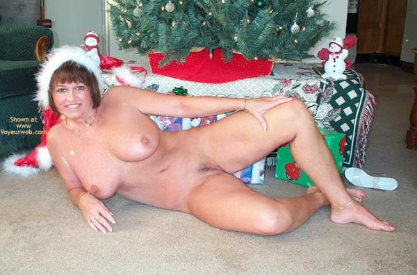 Pic #8 - Claire is Santa This Christmas