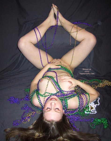 Pic #4 - Lilly Celebrates Mardi Gras!