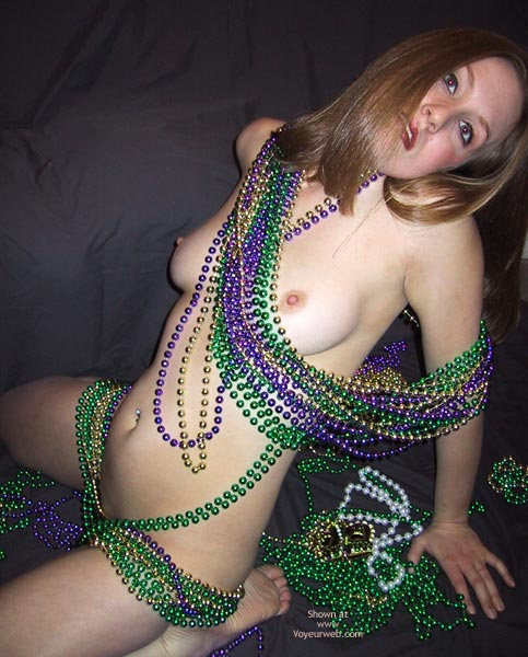 Pic #6 - Lilly Celebrates Mardi Gras!