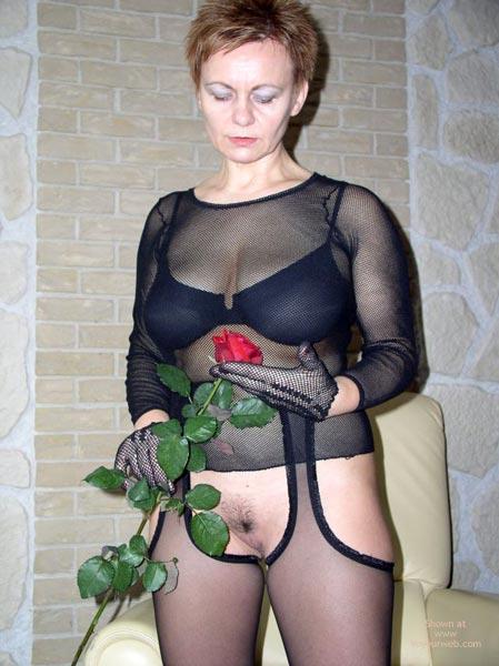 Pic #7 - Maria Red Rose 1