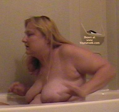 Pic #1 - Wife in The Tub