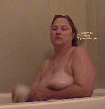 Pic #2 - Wife in The Tub