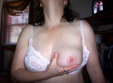 Pic #4 - Wifes Lovely Boobs