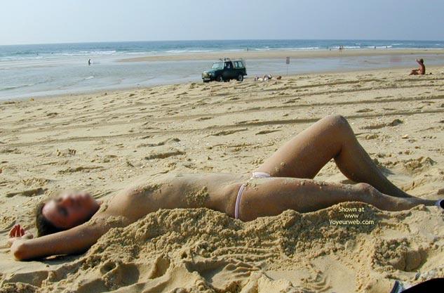 Pic #2 - Kiwi on The Beach