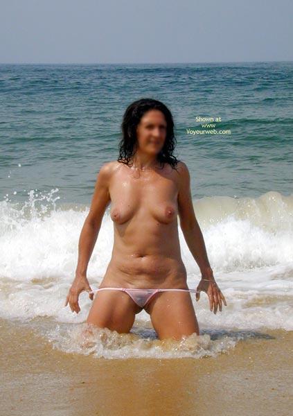 Pic #7 - Kiwi on The Beach