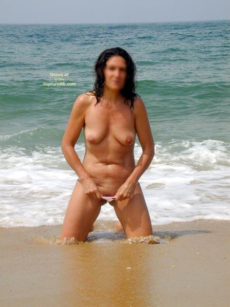Pic #8 - Kiwi on The Beach