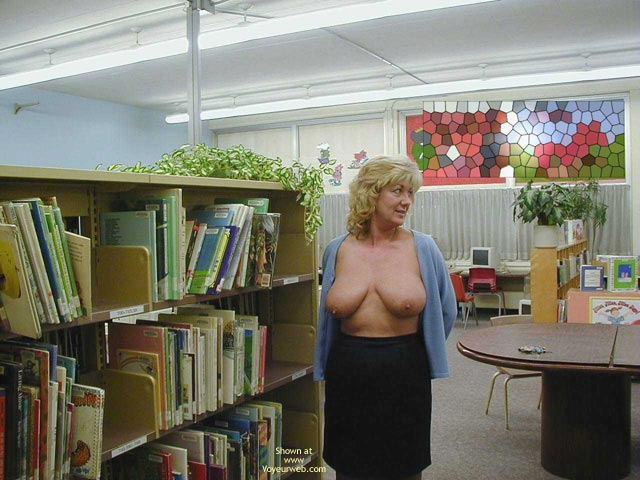 Pic #5 - Visit to Public Library