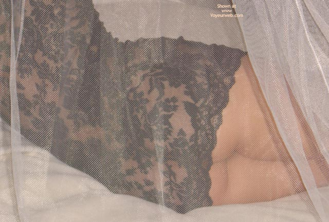 Pic #2 - Wife in Black Lace